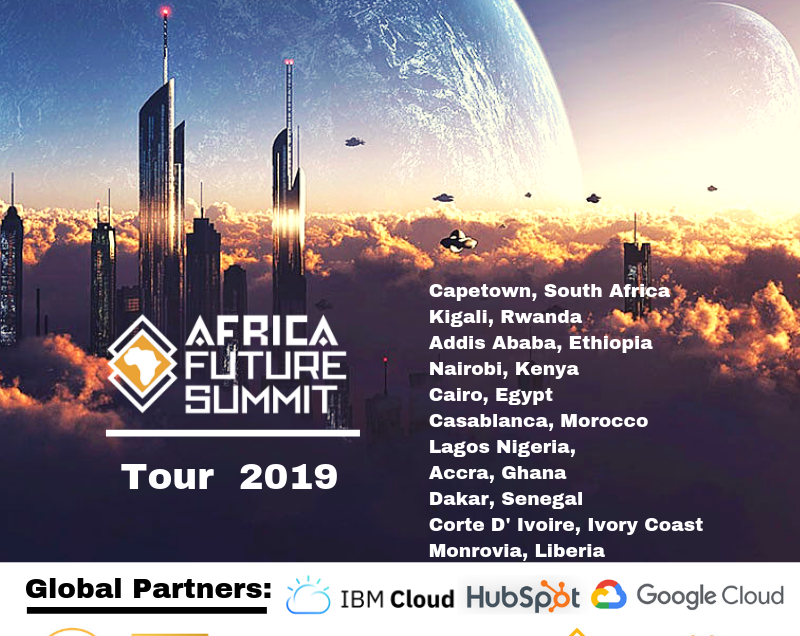 Africa's Largest Tech Tour Launches in 10 Countries Across the Continent